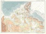 Bathy-Orography - Northern Canada