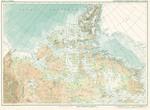 Bathymétrie et orographie – Nord du Canada