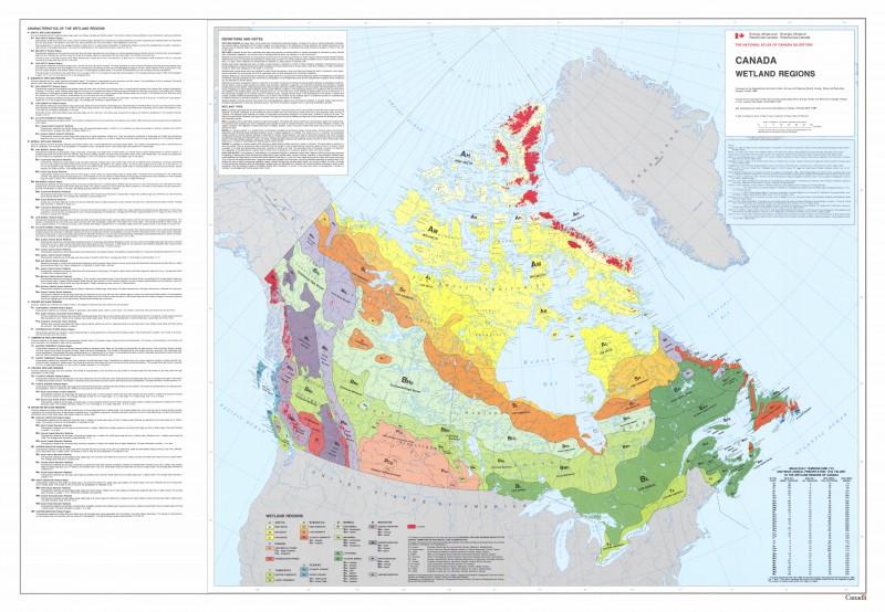Wetland Regions