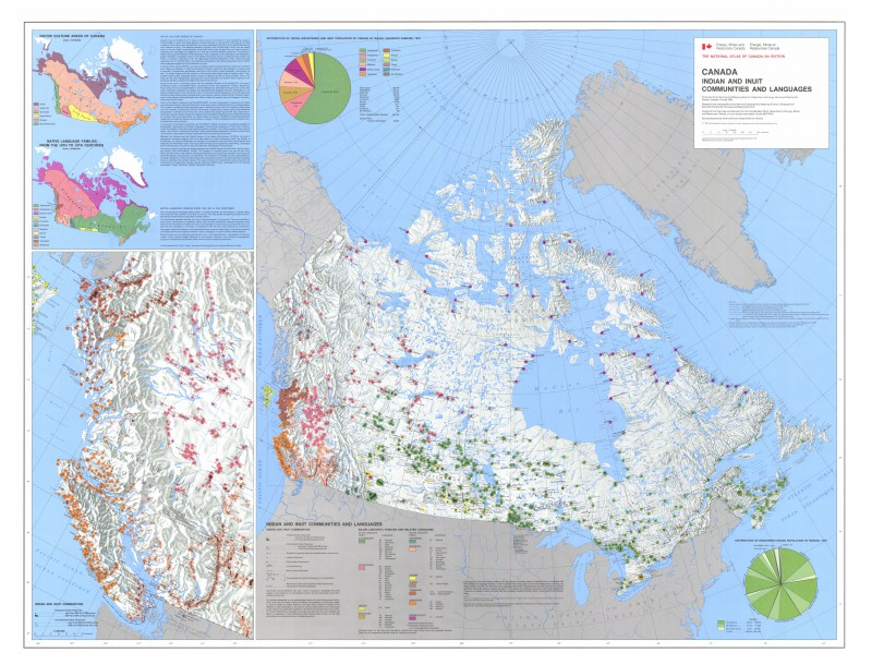 Indian and Inuit Communities and Languages