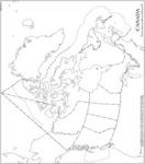 Régions voisines du Canada