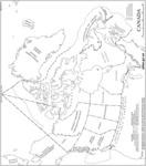 Régions voisines et toponymes du Canada