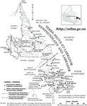 Terre-Neuve-et-Labrador avec toponymes