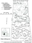 Saskatchewan with Names