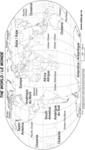 Le Monde avec toponymes