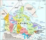 Divisions politiques Canada