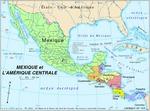 Mexique et l'Amérique centrale